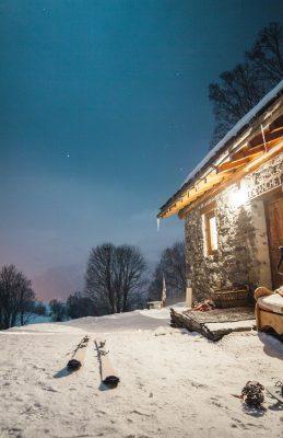 معماری در اقلیم کوهستانی