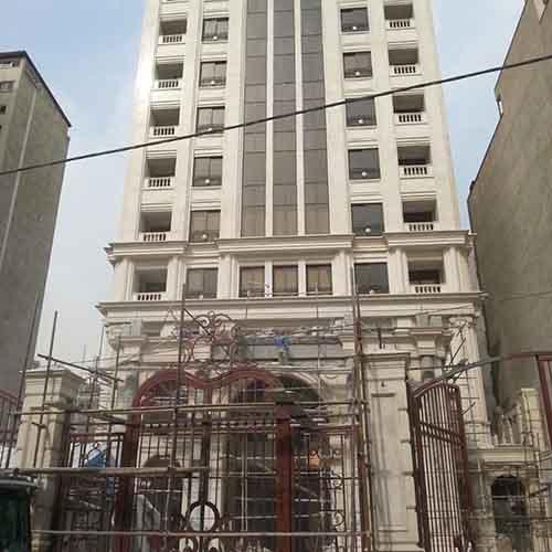 شرکت معماری و دکوراسیون داخلی دکوطرح - namaie sakhteman tehran 16