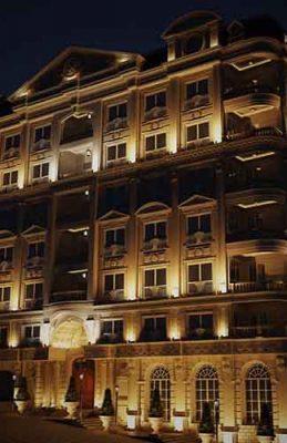 نمای ساختمان تهران