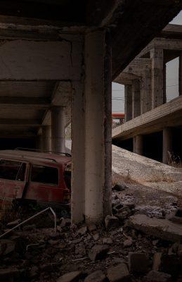 فرآیند و روش هاى تخریب براى ساختمان ها و سازه ها