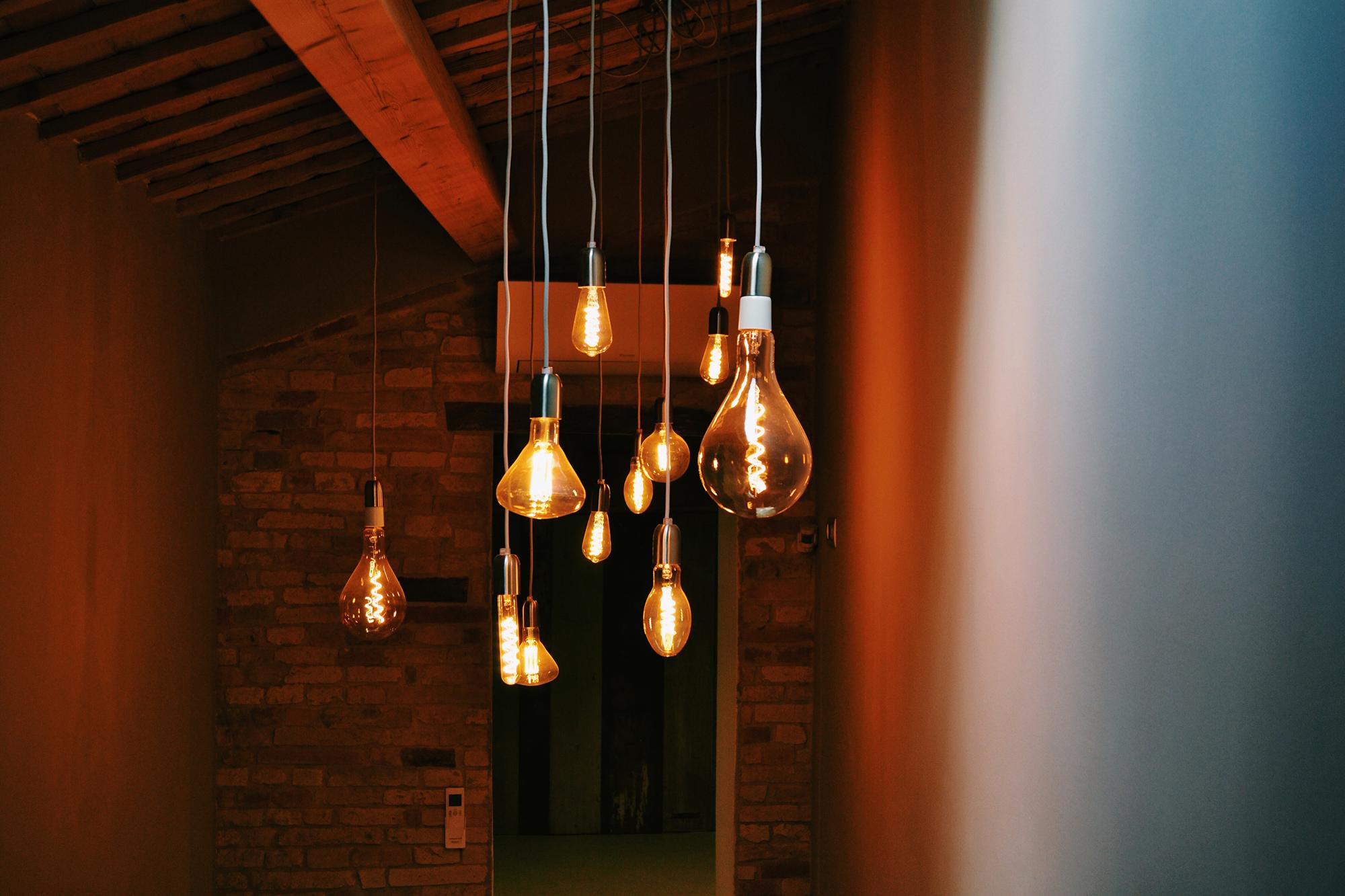 نورپردازی فضای خانه
