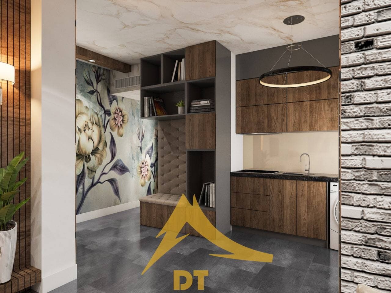 شرکت معماری و دکوراسیون داخلی دکوطرح - dadfar decotarh 3