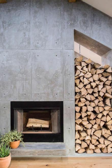 بتن اکسپوز - شرکت معماری و طراحی داخلی دکوطرح