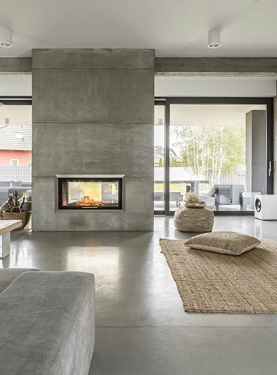 بتن اکسپوز - شرکت معماری دکوطرح