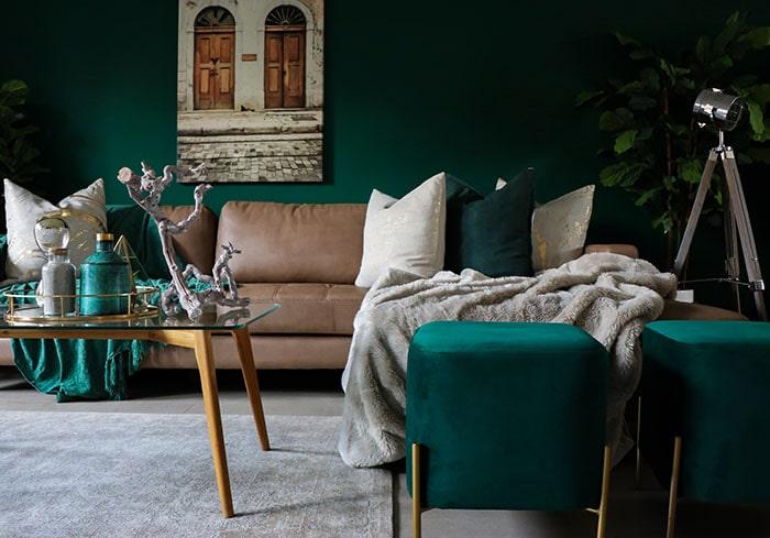 ترکیب رنگ در دکوراسیون داخلی منزل