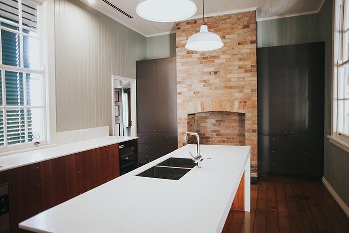 کابینت آشپزخانه ام دی اف یا چوبی