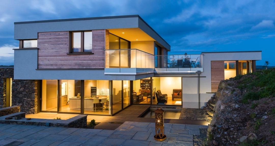 معماری به سبک پست مدرن