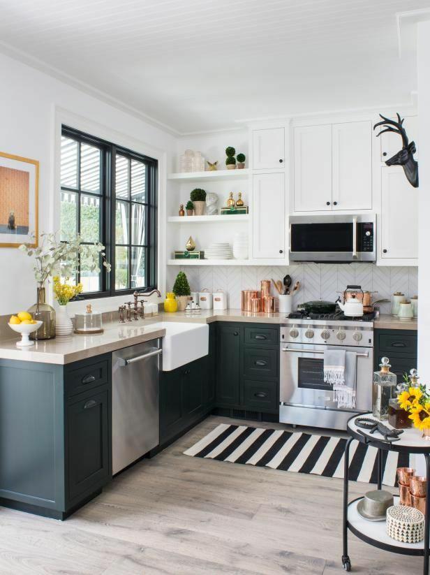 میخواهیم بدانیم آشپزخانه اوپن به چه نوع آشپزخانه ای گفته می شود؟