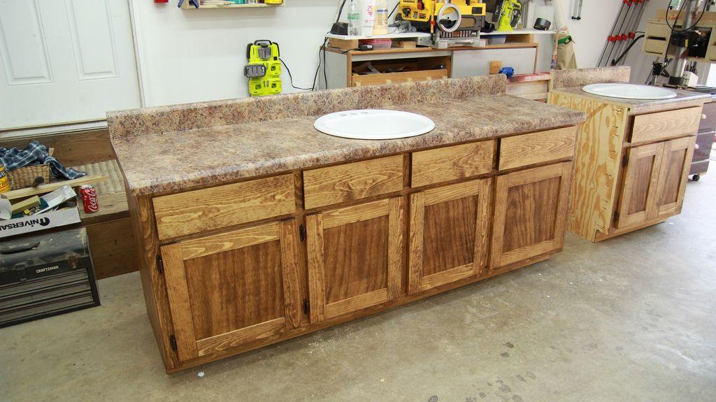 ساخت کابینت چوبی