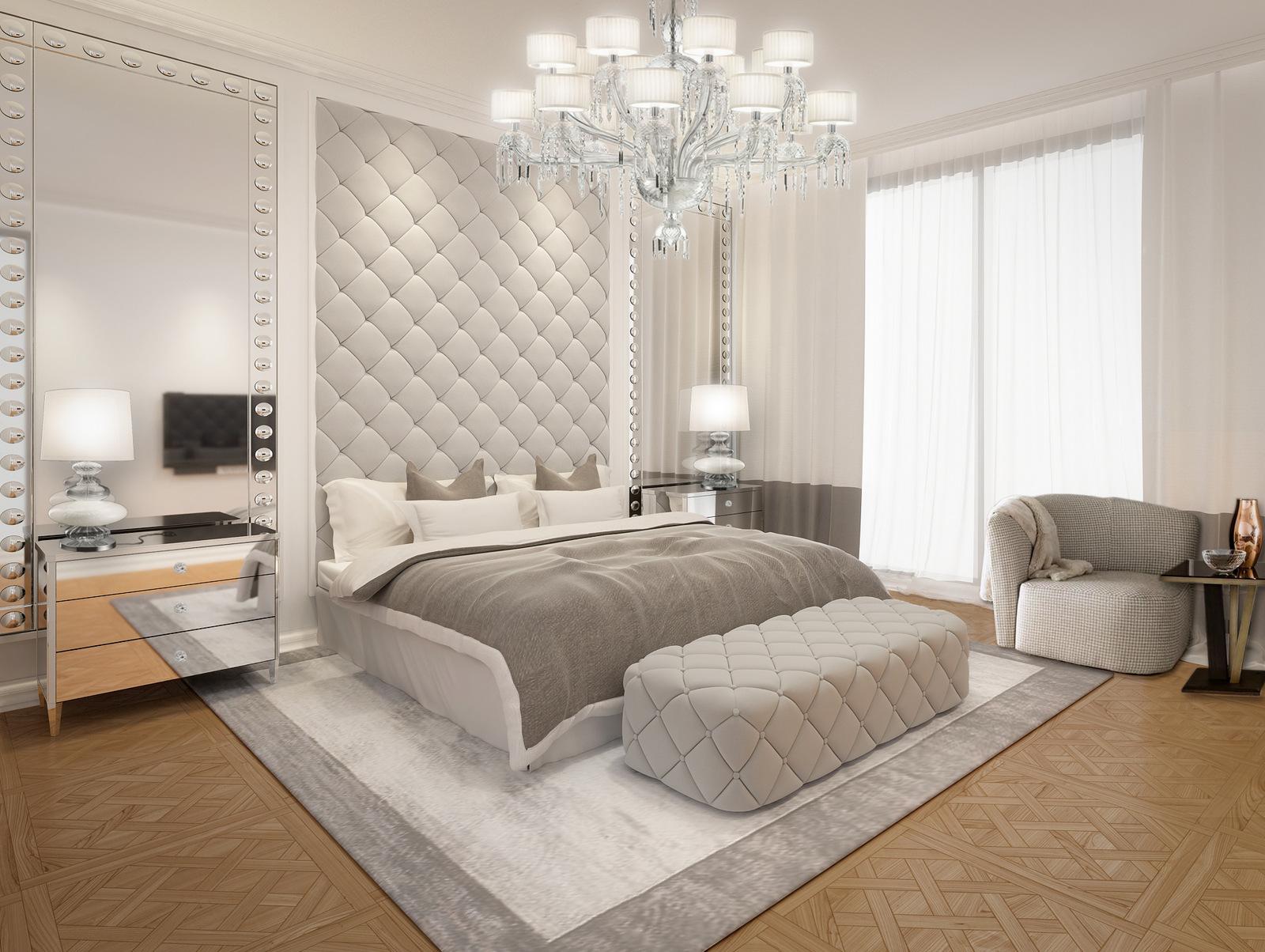طراحی داخلی اتاق خواب تهران