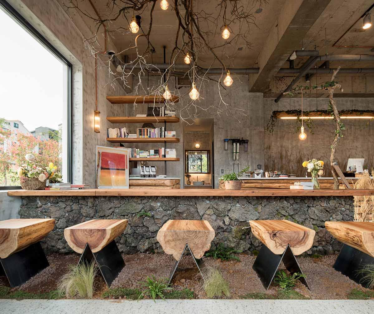 طراحی کافه تهران