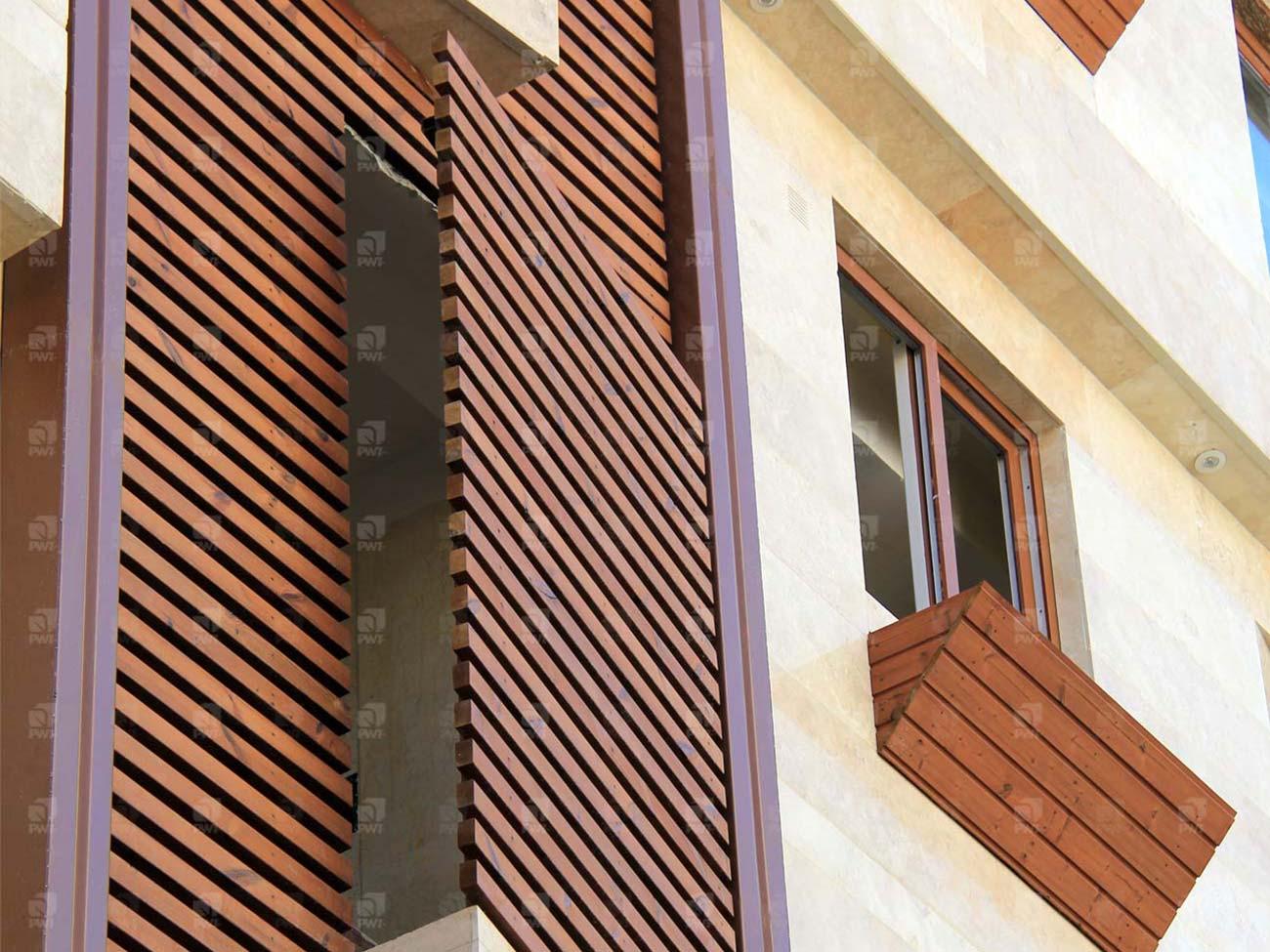 پروژه های چوبی