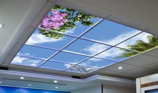 مزایای سقف های مشبک
