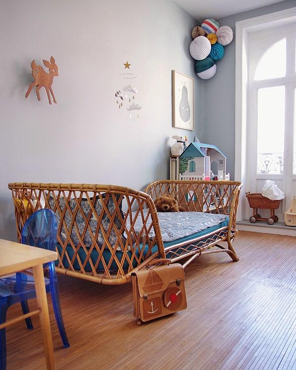 ایمن سازی طراحی اتاق کودک