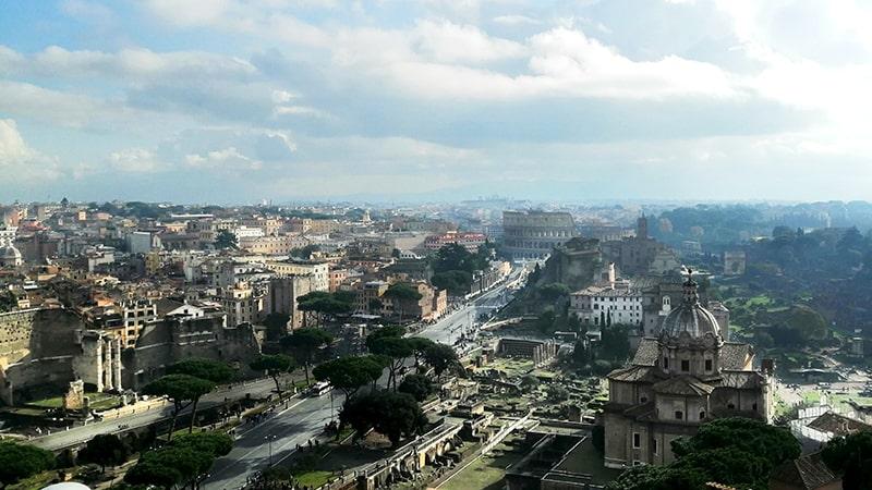 نمای یونانی یا رومی