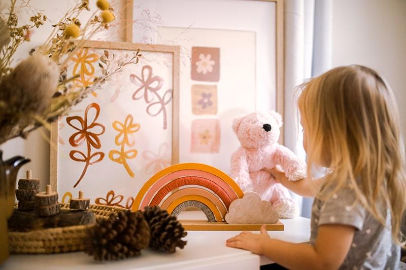طراحی داخلی اتاق کودکان