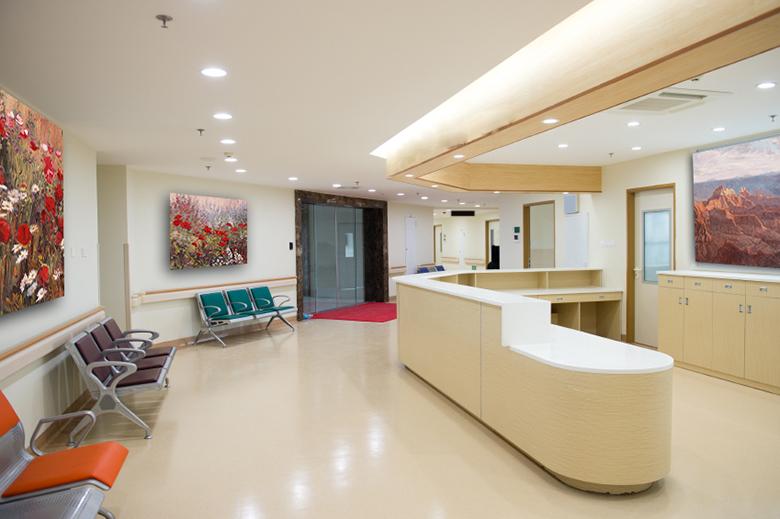 طراحی داخلی رادیولوژی