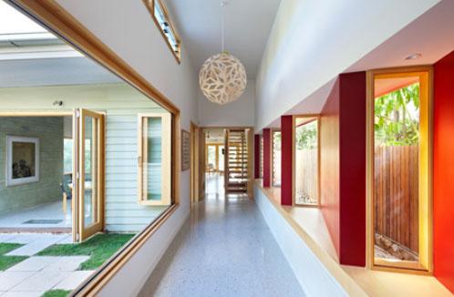 ترکیب رنگ در معماری