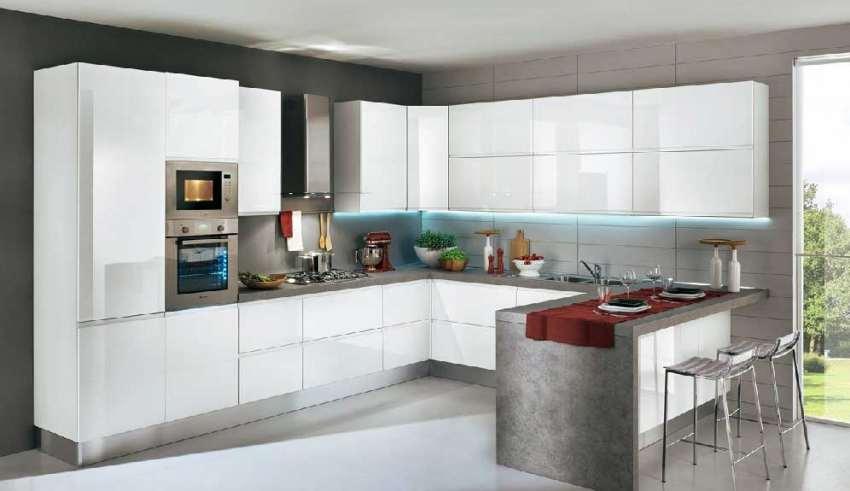 تزئینات آشپزخانه اروپایی