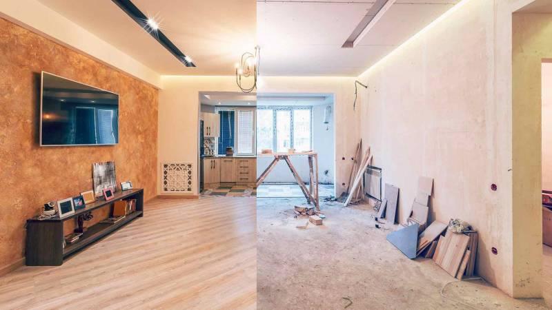 تاثیر افزایش قیمت مصالح در بازسازی خانه