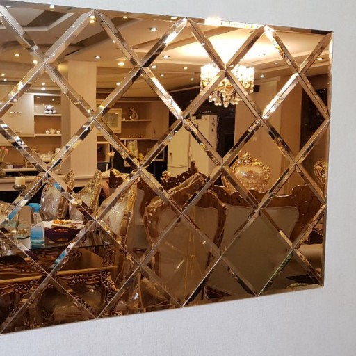 آینه دکوراتیو در دکوراسیون