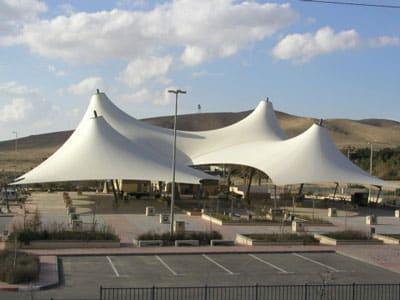 کارکرد سازه ای سیستم چادری