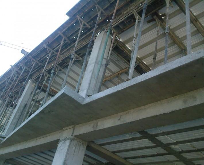 سفت کاری در ساختمان - بخش اول