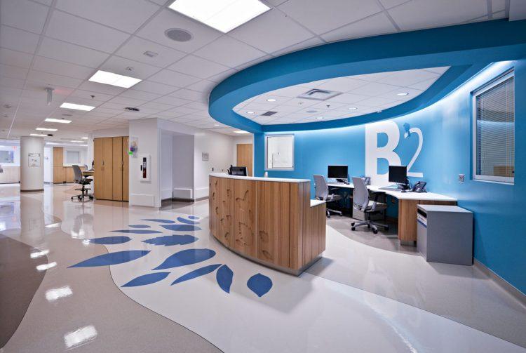 اهمیت طراحی داخلی بیمارستان