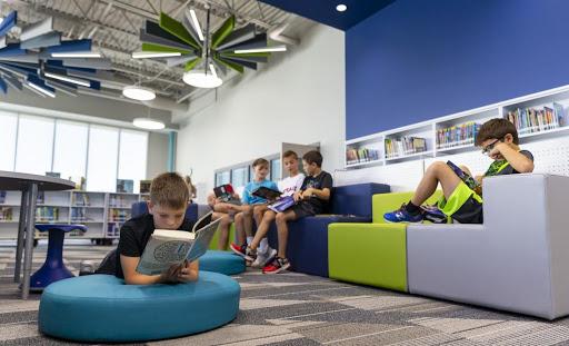 طراحی داخلی فضای آموزشی