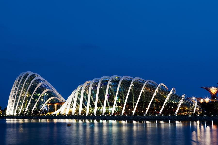 10 مورد از بهترین ساختمان طراحی شده از معماران برتر