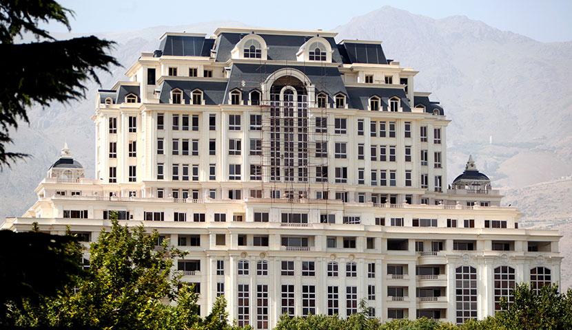 بازسازی و دکوراسیون ساختمان تهران - بخش دوم