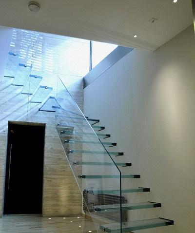 شیشه سکوریت در دکوراسیون