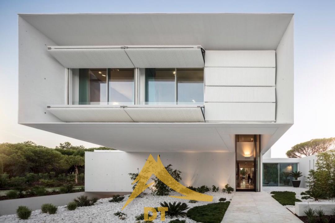 نمای خانه در QL House
