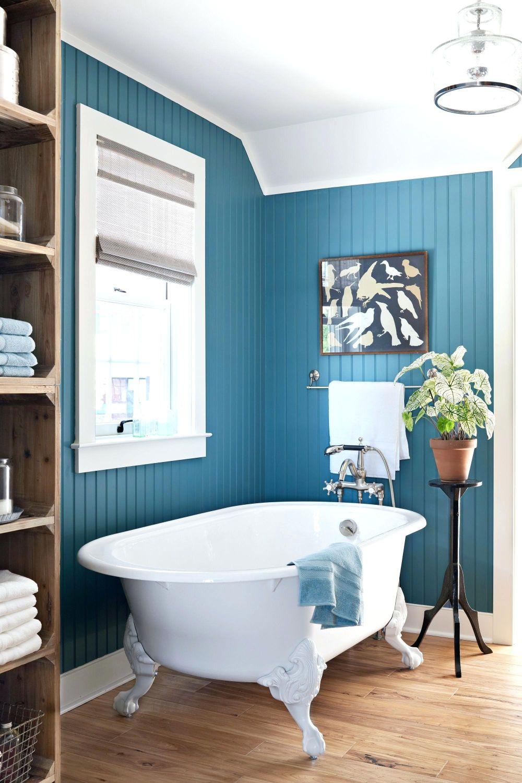 ایده هایی برای تزئین با رنگ آبی 2