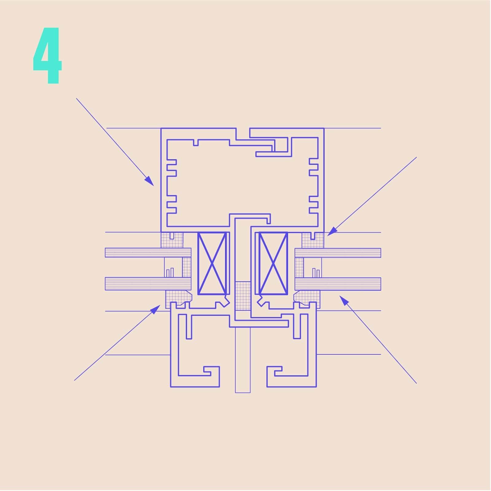 راهنمای مراحل طراحی معماری