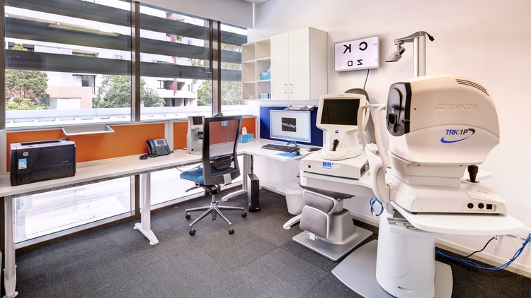 طراحی داخلی کلینیک پزشکی