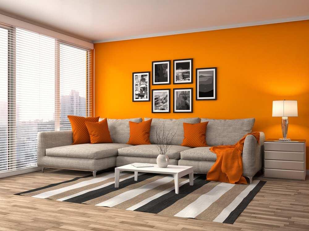 تئوری رنگ در طراحی داخلی منزل