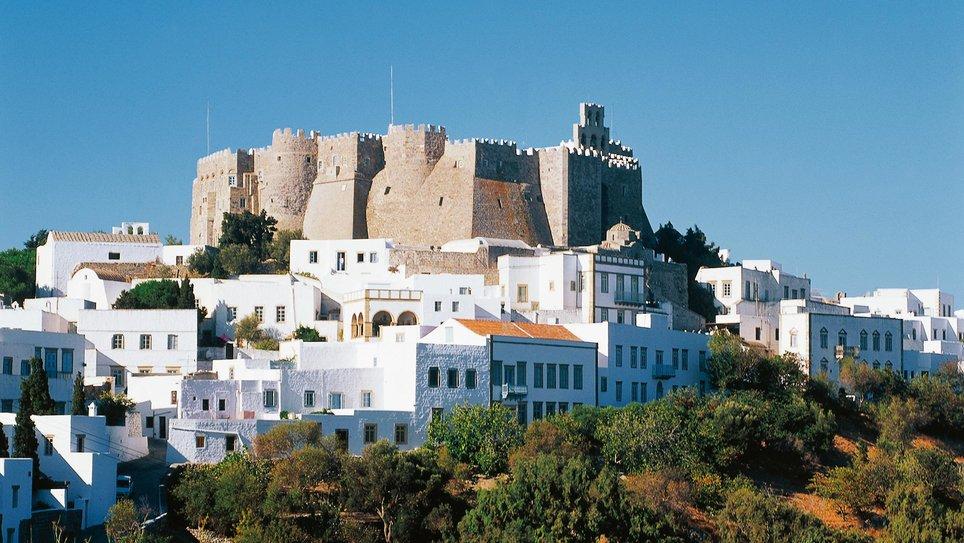 معماری های معروف یونان