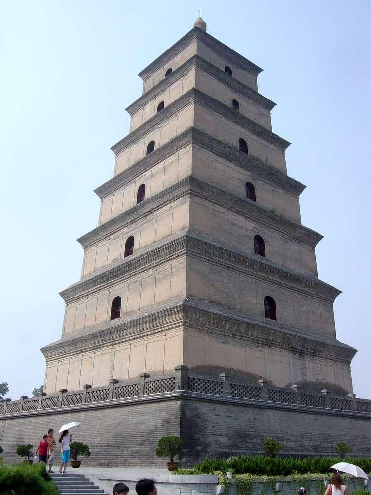 معماری های چین