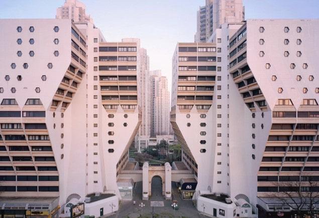 معماری پاریس