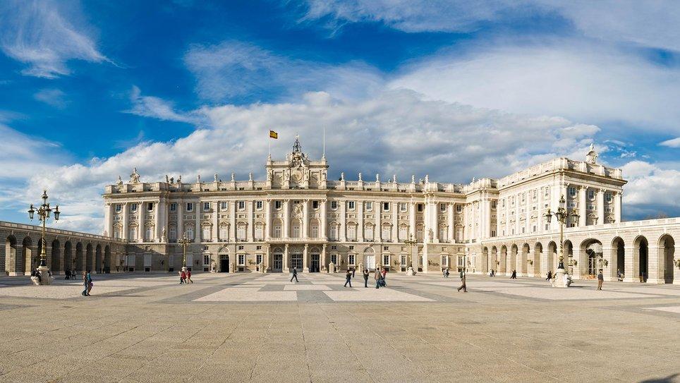 معماری اسپانیا