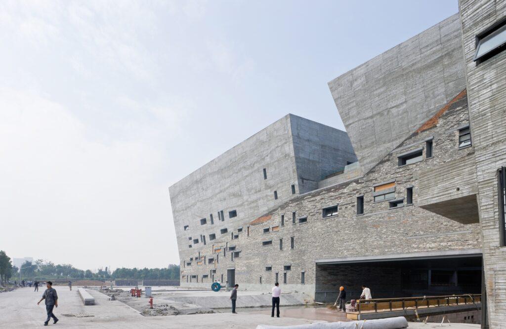 بهترین معماری های چین