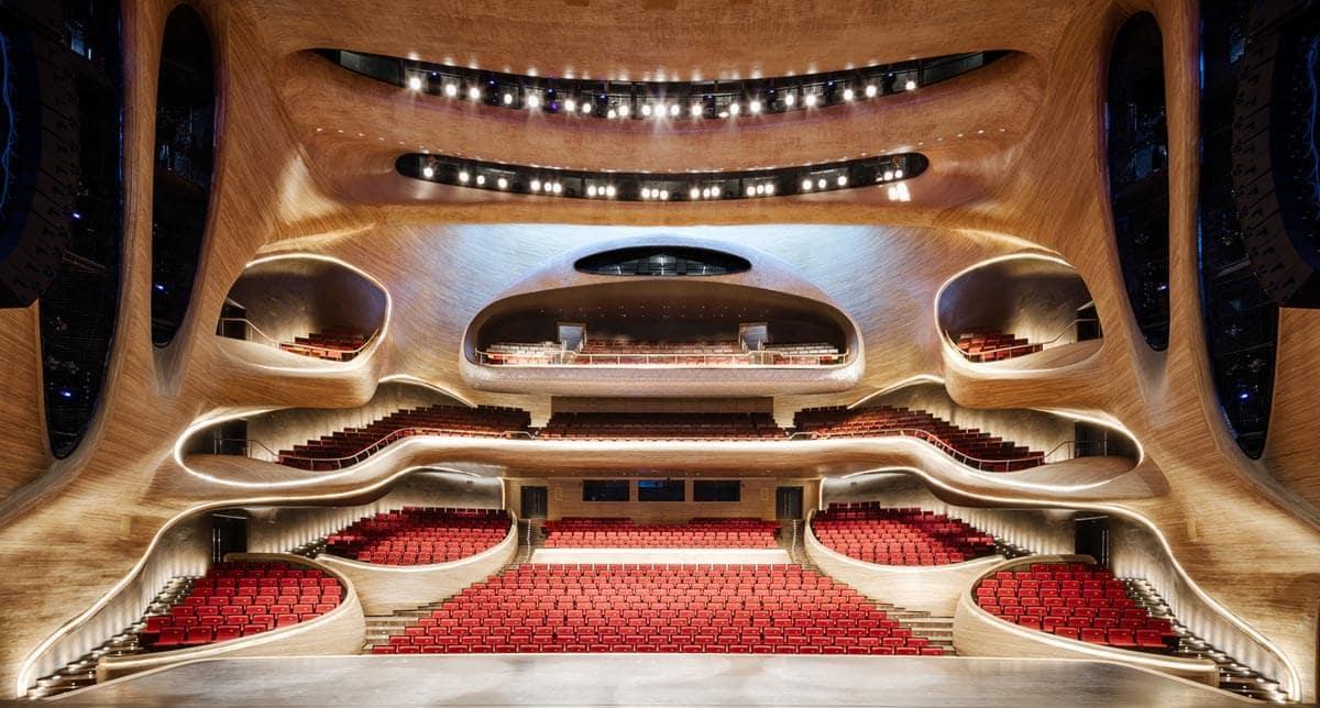 شرکت معماری و دکوراسیون داخلی دکوطرح - Outstanding Concert Halls1 min