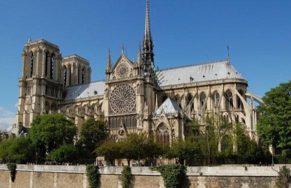 معماری در پاریس