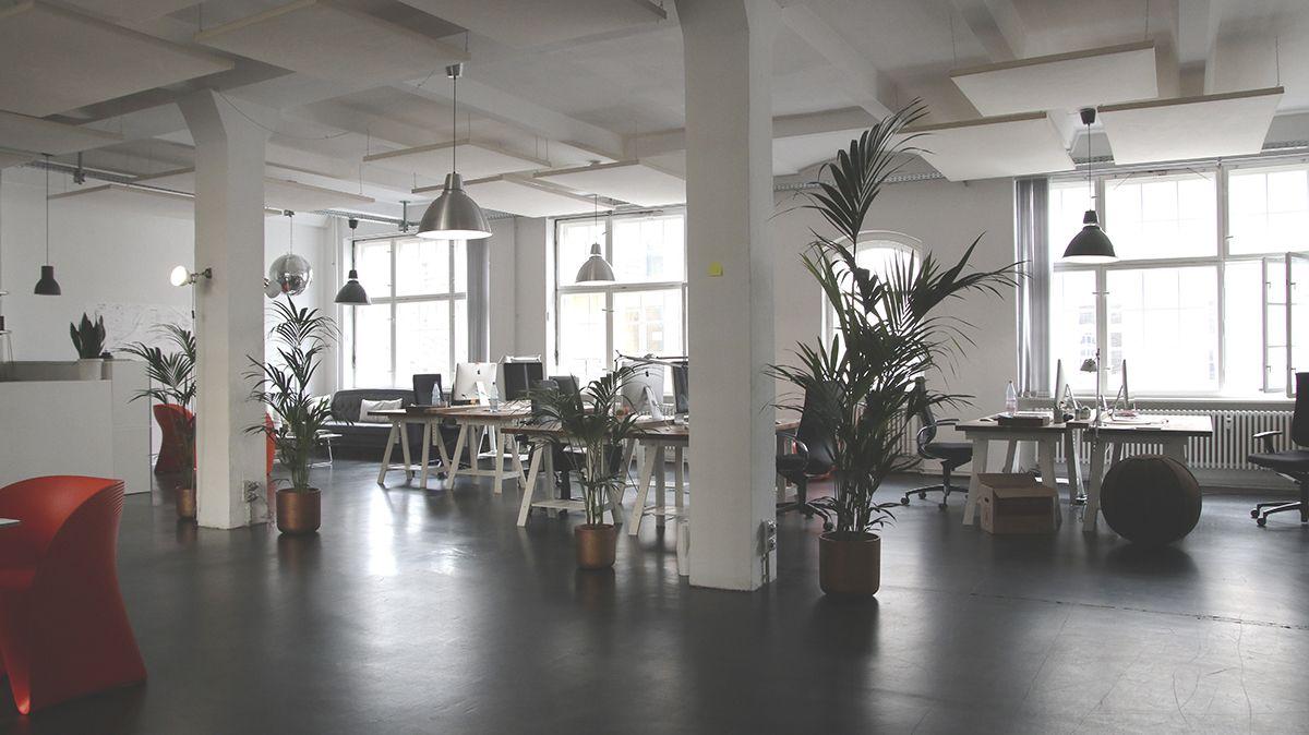 طراحی داخلی تجاری