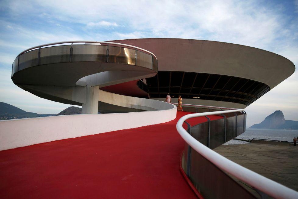 ساختمان نمادین در برزیل