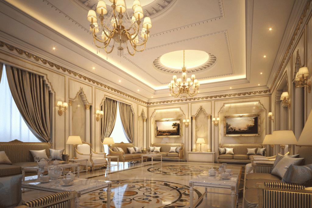 ویژگی های سبک کلاسیک در طراحی داخلی