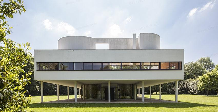 ویژگی معماری مدرن در طراحی داخلی