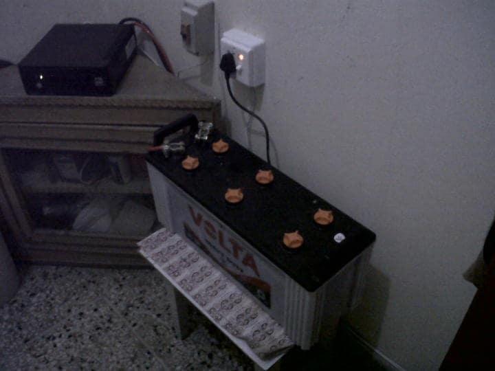 نصب و تجهیز UPS خانگی چگونه است؟