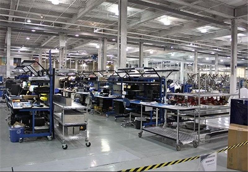 بازسازی واحد صنعتی